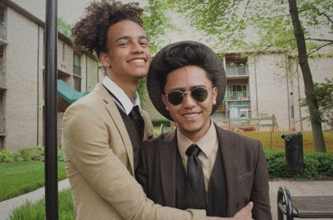 Tweet goes viral after gay student secretly takes boyfriend to prom | LGBT Network | Scoop.it