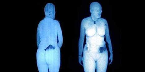 EE.UU. implementó un nuevo escaner que permite hacer controles sin que se vea el cuerpo desnudo - Globovision | Techno World | Scoop.it