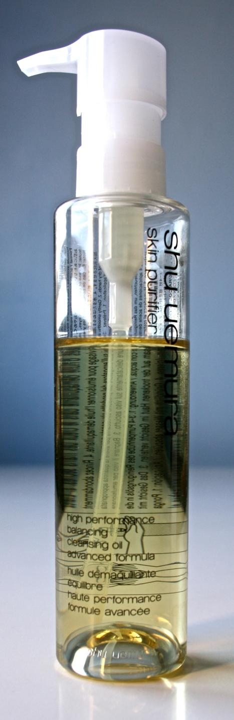 L'huile démaquillante Shu Uemura, un classique. | Maquillage | Scoop.it