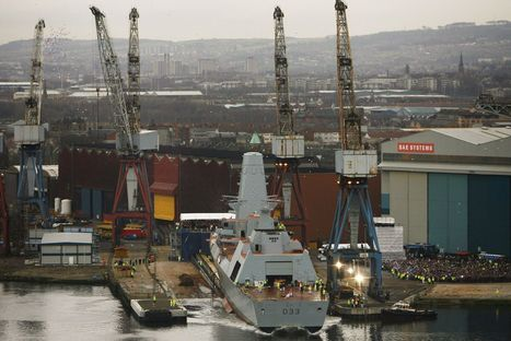 New naval warships could still be built inScotlandeven if it leaves the UK, says the Deputy First Minister | Shipyard Closures | Scoop.it