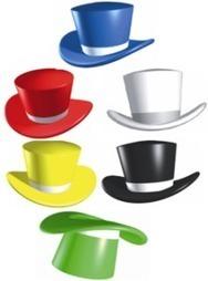 Seis sombreros para Pensar y Brainwriting como Herramientas de solución de conflictos en equipos de proyectos | TALENT SELECTION | Scoop.it