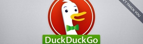 Duckduckgo sort son application mobile | Time to Learn | Scoop.it