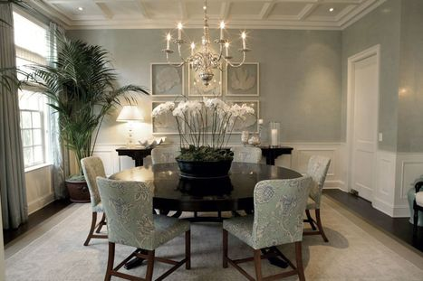 Why You Must Absolutely Paint your Walls Gray   Interior Ideas   Scoop.it