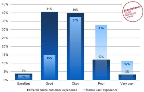 A third of brands provide a poor mobile customer experience | Smartphone usage STATS | Scoop.it