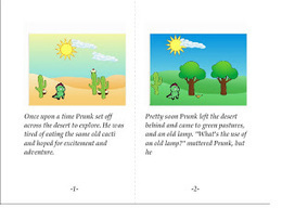 The Book Chook: Great Online Story Maker | Digital tools for education | Scoop.it