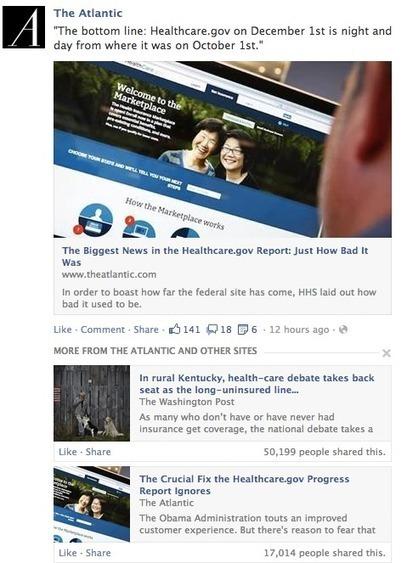 Facebook se convierte en un periódico digital a tu medida | communitymanagerspain | Scoop.it