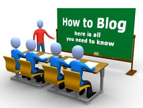 Blogging Tips for the B2B Professional | BUSINESS and more | Scoop.it