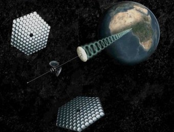The Space Review: Making the case, again, for space-based solar power | Space matters | Scoop.it