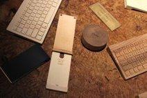 Après le clavier, le pavé tactile en bois ! | Jisseo :: Imagineering & Making | Scoop.it