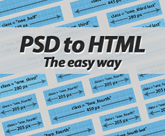 From PSD to HTML the easy way - Using Ultimate CSS Framework   Sites that convert files into multiple formats   Scoop.it