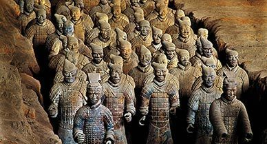 Terra Cotta Soldiers on the March | Ancient Civilizations | Scoop.it