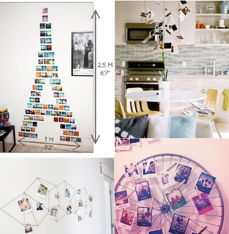 Que faire avec ses photos instagram et polaroid for Chambre instagram