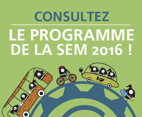 Semaine européenne de la mobilité 2016 - Consultez le programme ! | Acteurs de la transition énergétique | Scoop.it