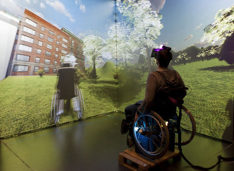 Virtual Reality Can Make Independence For Disabled People a Reality | cool stuff from research | Scoop.it