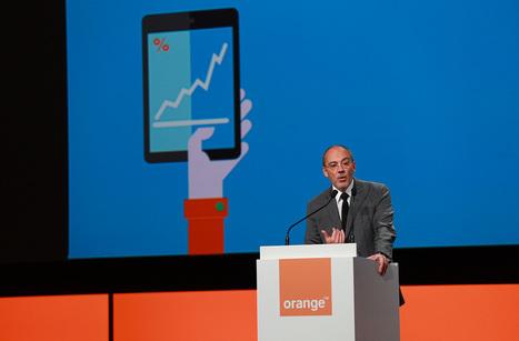 """L'opérateur Orange projette d'ouvrir une banque mobile, 100% utilisable avec un smartphone, et fera une annonce concernant son ouverture """"début 2016"""", a indiqué vendre...   Orange bleue   Scoop.it"""