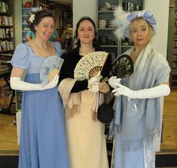 Record battu pour un festival de cosplay en l'honneur de Jane Austen - Actualitté.com | Cosplay | Scoop.it