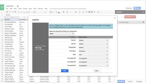 Some Very Good Google Forms Tools for Teachers | Time to Learn | Scoop.it