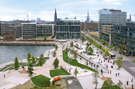 A Stunning Revival for Hamburg's Old Port | green streets | Scoop.it