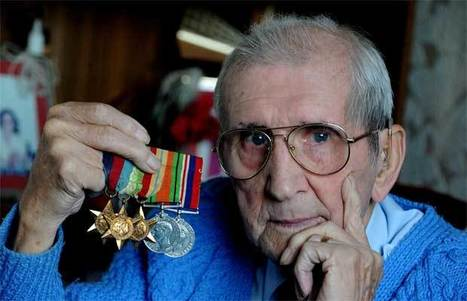 Wales News: Campaign to reverse block on war veteran's medal steps up | The Indigenous Uprising of the British Isles | Scoop.it