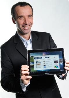 Een krant voor ieder moment van de dag   ictnews - business portal for top professionals   ict en e-skills voor de KMO   Scoop.it