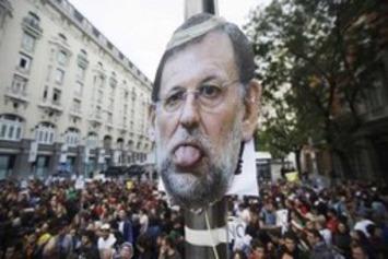 36 MIL MANIFESTACIONES HUBO EL AÑO PASADO CONTRA EL DERECHISTA MARIANO RAJOY EN ESPAÑA | Partido Popular, una visión crítica | Scoop.it