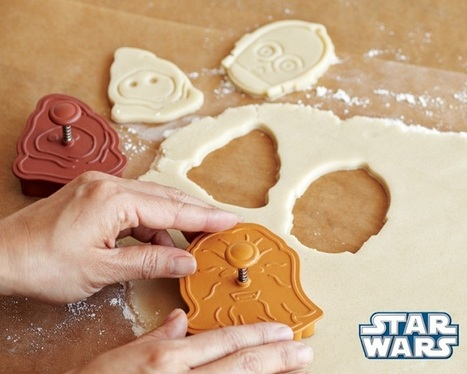 Star Wars Cookie Cutters   Funny, Fail, Incredible Pictures - Videos & Jokes   Scoop.it