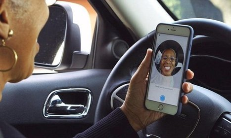 Uber makes drivers take SELFIES before they pick up customers | Kickin' Kickers | Scoop.it
