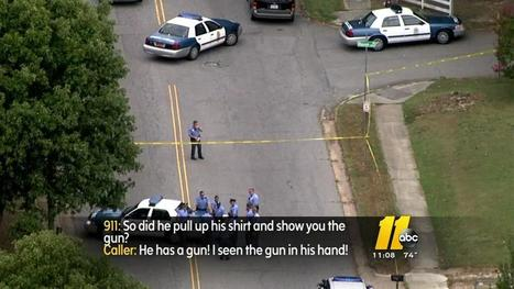 Raleigh police identify man killed, officers involved | Police Problems and Policy | Scoop.it