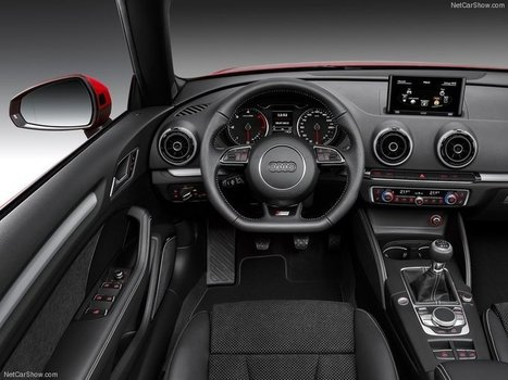 2014 Audi A3 Cabriolet | CarsPiece | Scoop.it