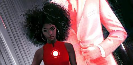 Le prochain Iron Man de Marvel sera une ado noire, et c'est super malin | Petites sélections pour un bon usage de la littérature au lycée | Scoop.it