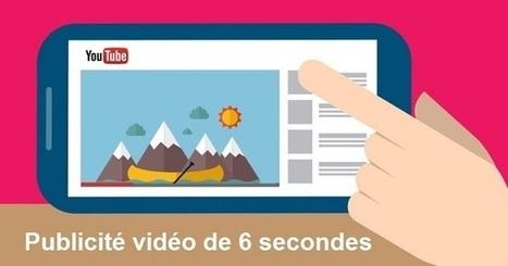 YouTube lance Bumper ads : la publicité vidéo de 6 secondes | Webmarketing | Scoop.it
