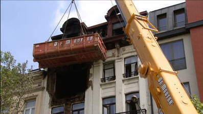Spectaculaire afbraak verdieping | MaCuSa kris | Scoop.it