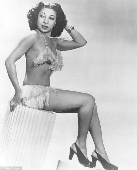 Legendary dancer Juanita Boisseau who starred at Harlem's notorious Cotton Club has died at the age of 100 | Sex History | Scoop.it
