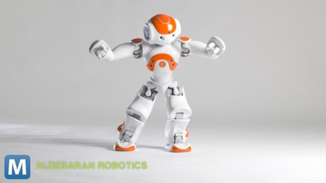 """NAO Robot Speaks With a Unique Voice, More Languages 