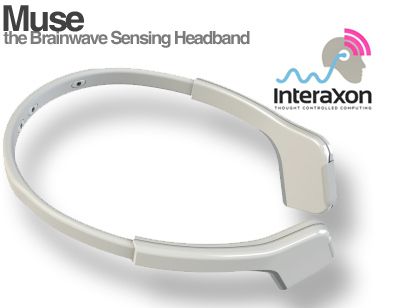 Muse: The Brain-Sensing Headband by Interaxion @LeWeb | UX-UI-Tech for Enhanced Human | Scoop.it