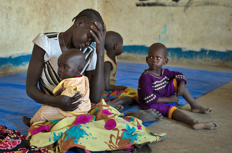 In Pictures: Displaced in South Sudan | Health and human development research and information sharing | Scoop.it