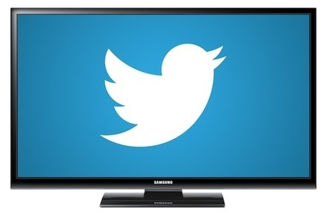 Twitter And The Future Of Social TV | Huxo Digital Media | Scoop.it