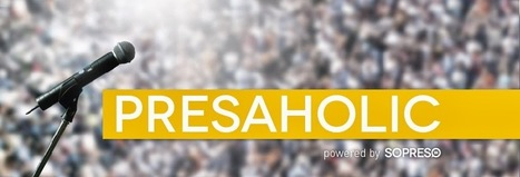 Presaholic: How to make a kick ass presentation? - part 1 | Serial Presenter | Scoop.it