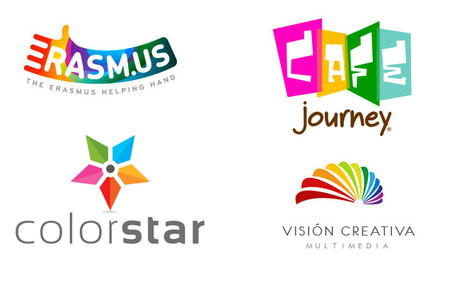 30 Creative and Inspiring Multi-colored Logo Designs for your inspiration | timms brand design | Scoop.it