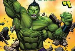 COMICS: More Preview Images Released for TOTALLY AWESOME HULK #1 | Books Related | Scoop.it