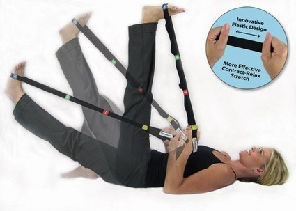 Thera-Band Stretch Strap Bulk Each * Exercise & Physical Therapy * Thera-Band Exercise Band * 22300 | Durable Medical Equipment | Scoop.it