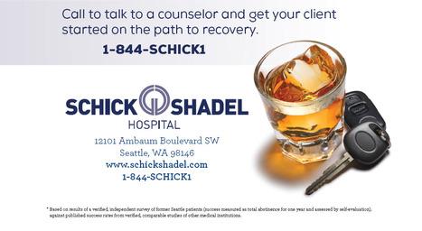 Schick Shadel Hospital is DBHR Certified | Schick Shadel | Scoop.it