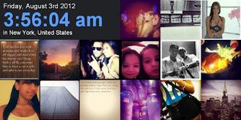 This is Now, projecte per mostrar fotos des de Instagram a temps ...   Cultura 2.0   Scoop.it