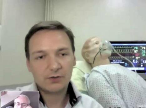 Ouverture d'un hôpital virtuel en France...   Télémedecine   Scoop.it