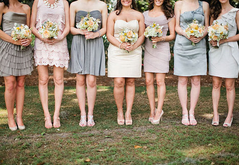 5 Reasons Bridesmaids Drop Out (And What to Do If It Happens To You) | Events | Scoop.it