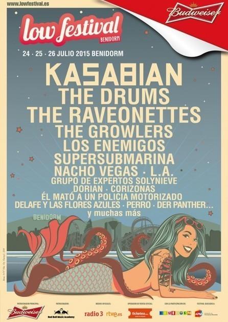 Nacho Vegas, L.A. y Der Panthers se suman al cartel del Low Festival   NACHO VEGAS   Scoop.it