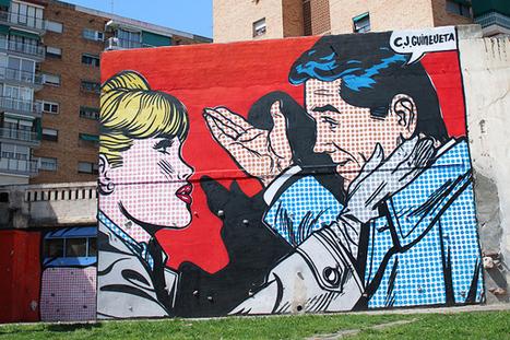 Art a les mitgeres de Barcelona | Agenda i novetats. CRP Sarrià-Sant Gervasi | Scoop.it