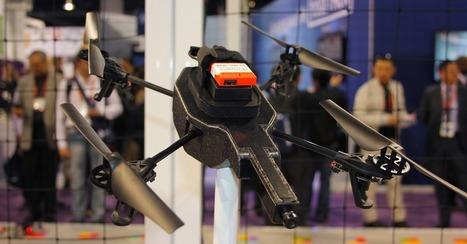 Hacker Makes Drone to Hijack Other Drones   Paraiso de maldad   Scoop.it