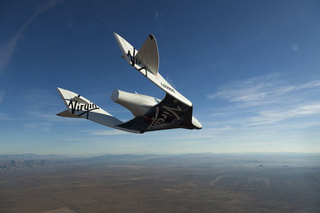 Virgin Galactic's SpaceShipTwo makes second powered flight | The NewSpace Daily | Scoop.it