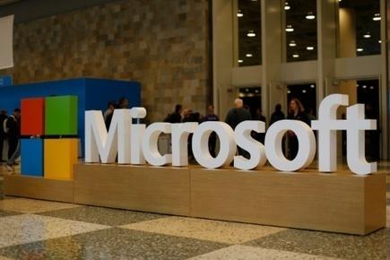 Microsoft attaque Slack sur le marché de la messagerie d'entreprise | Nostromo, Agence de Com | Scoop.it